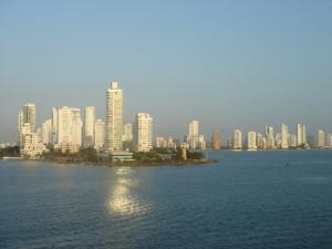 Approaching Cartagena, 500