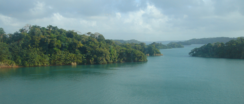 Gatun Lake 500