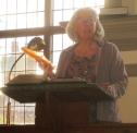 A reading at Walpole