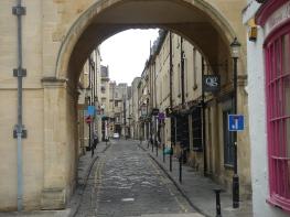 Street through arch 2