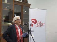 Rosie at Poetry Society
