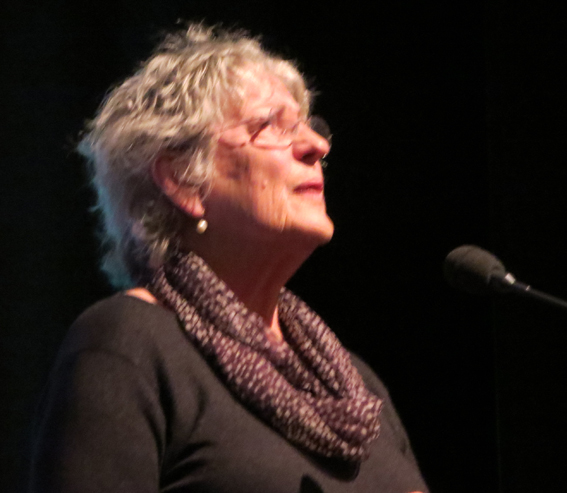 Germaine Greer reduced
