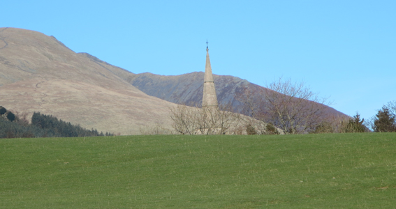 Keswick church & fells reduced
