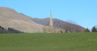 Keswick church & fells reduced