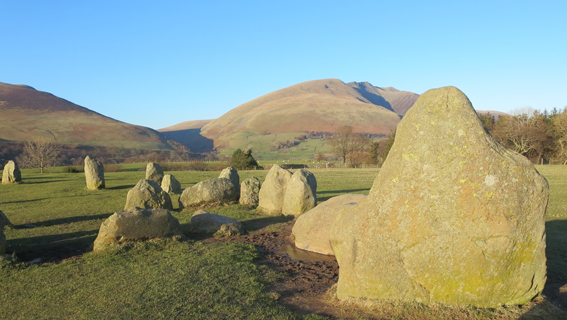 Large stone at Castlerigg reduced