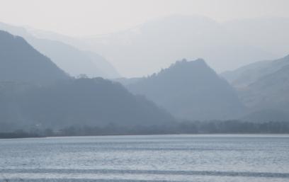 misty lake reduced