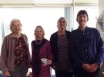 Oversteps poets at Torbay Moor Poets